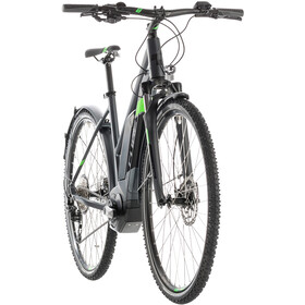 Cube Cross Hybrid Pro 400 Allroad Trapez, iridium'n'green